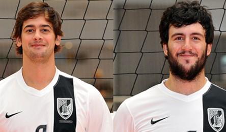 Voleibol  Carlos Fidalgo e Nuno Silva prolongam ligação - Noticias 32779502a447d