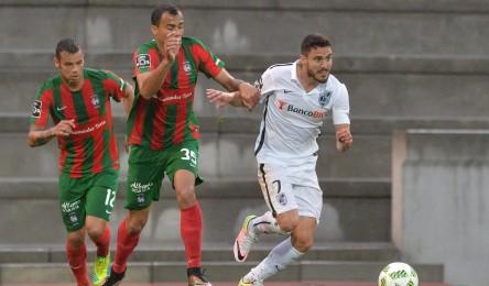 O Vitória perdeu este domingo na Madeira com o Marítimo 2091b2a056c3f