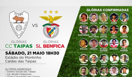 O Centro Social das Taipas promove este sábado um jogo solidário de  futebol cb33b0747c435