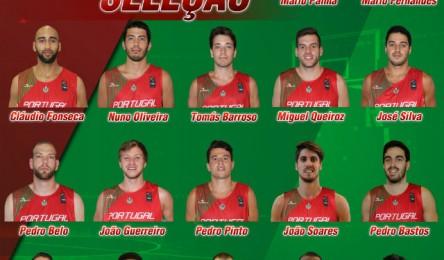 Basquetebol  Vitória com três atletas na Selecção Nacional - Noticias e222980789af0