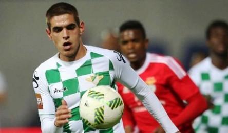 Moreirense  Almeida pré-convocado para Campeonato da Europa sub-19 ... 1cb6ab01609c3