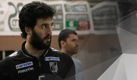 Voleibol  Nuno Silva renovou com o Vitória - Noticias 9bebbf0e1d4aa