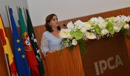 Maria José Fernandes tomou posse como presidente do IPCA - Noticias 180c5296a16