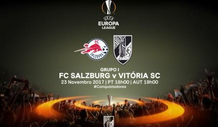 41bdd3e5c0 Ingressos para o FC Salzburg – Vitória SC custam 18 euros - Noticias
