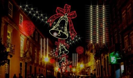 5a20da03e Ruas de Guimarães iluminam-se para o Natal a partir deste sábado - Noticias