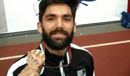 Nuno Costa conquistou a medalha de bronze no Open de Sofia na Bulgária. O  atleta do Vitória passou o primeiro combate por ser cabeça de série nr3. 63fb5518c05ab
