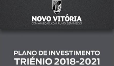 JVC apresentou Plano de Investimento de 70 Milhões - Noticias fc833b38b3b08