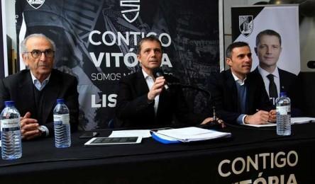 Os novos Órgãos Sociais do Vitória Sport Clube para o triénio 2018 2021 vão  tomar posse 57c97301dd04a