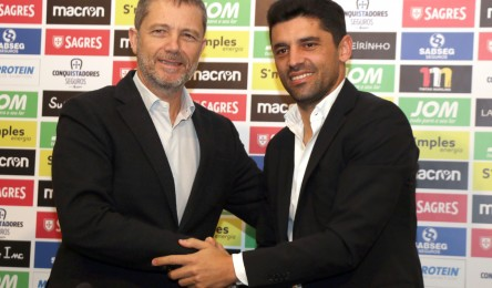 e8690a99b1 Alex Costa foi esta segunda-feira apresentado como novo treinador da equipa  B do Vitória. Depois de ter orientado a equipa de juniores nas últimas três  ...