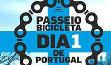 """O Passeio de Bicicleta """"Dia 1 de Portugal"""" promovido pela Associação de  Ciclismo do Minho realiza-se no domingo 0abeb9f5a2de1"""