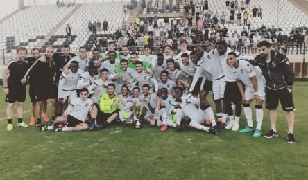 O plantel da equipa B do Vitória foi ontem apresentado. O grupo liderado  por Alex Costa conta actualmente com 32 jogadores 5ba7d2af6bbef