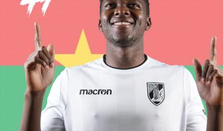 fc69acaabe O central do Vitória Tapsoba Edmond está pré-convocado para o embate entre  a seleção da Mauritânia e do Burquina Faso
