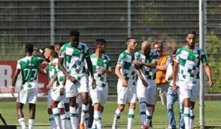 O Moreirense empatou esta manhã em mais um encontro particular frente ao  Gil Vicente aa7e51e994318