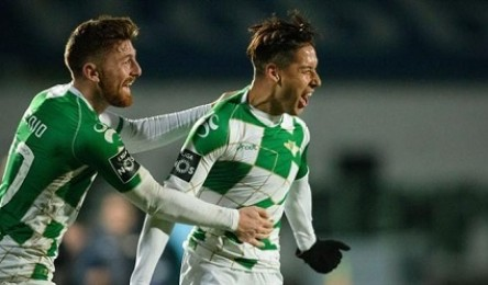 Moreirense vence Belenenses e sobe ao 5º lugar - Noticias c10efc8752657